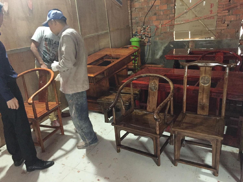 实木家具漆工艺流程