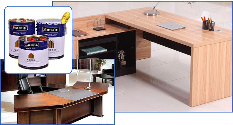什么是油漆办公家具?