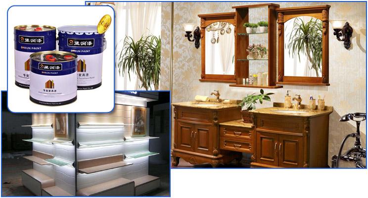 家具漆漆膜开裂的原因及解决方法