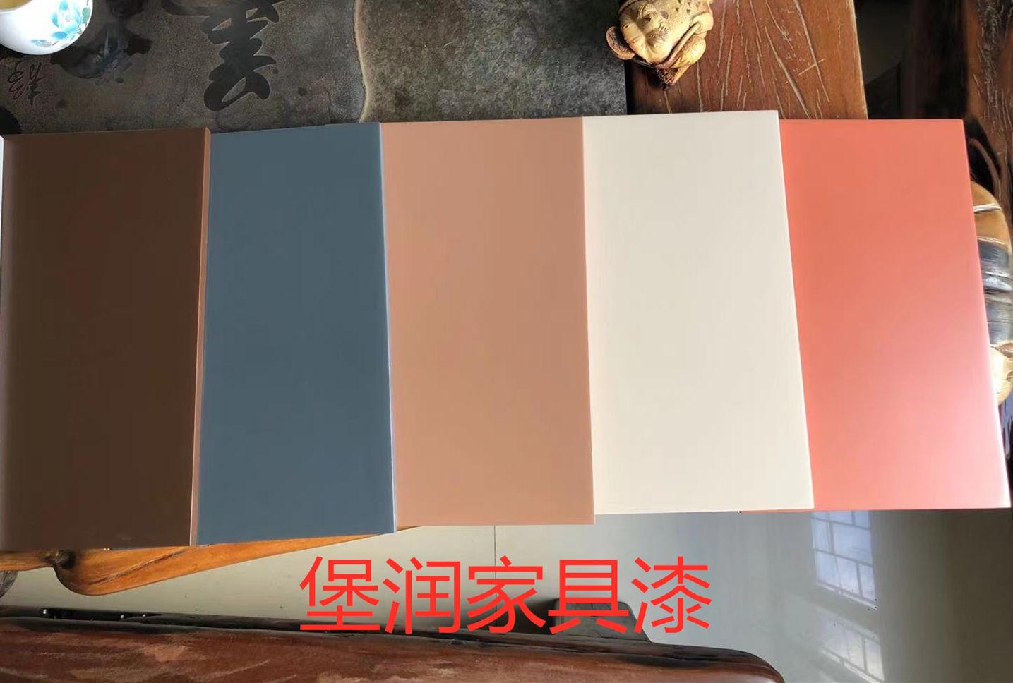堡润家具漆多款新产品集中上线,打造家具漆品牌新内涵。