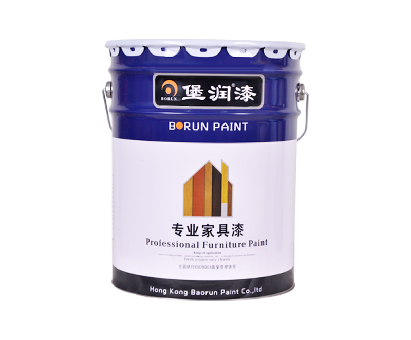 堡润漆:PE兰白水知识,木门漆,家具漆,PE底漆